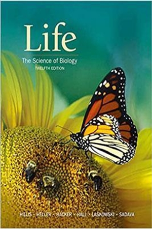 Resim Life The Science of Biology 12e