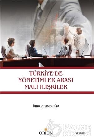 Resim Türkiye'de Yönetimler Arası Mali İlişkiler