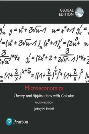 Resim MyEconLab for Perloff Microeconomics Theory and Applications with Calculus 4e Access Card with e-text
