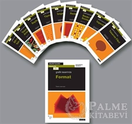 Resim Grafik Tasarım Temelleri Seti (10 Kitap Takım)