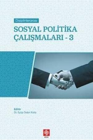 Resim Disiplinlerarası Sosyal Politika Çalışmaları 3