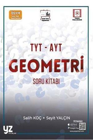 Resim YKS TYT-AYT Geometri Soru Kitabı