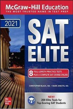 Resim McGraw-Hill Education SAT Elite 2021
