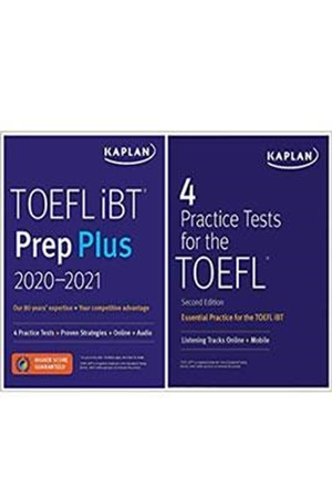 Resim TOEFL Prep Set