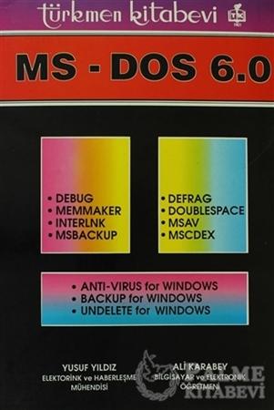 Resim MS-DOS 6.0 Debug / Memmaker / Interlnk / Msbackup / Defrag / Doublespace / Msav / Mscdex Anti-Virus for Windows / Backup for Windows / Undelete for Windows