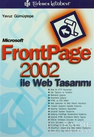 Resim Microsoft FrontPage 2002