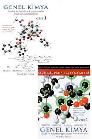 Resim Genel Kimya Cilt 1 + Seçilmiş Problem Çözümleri  Genel Kimya Cilt 1