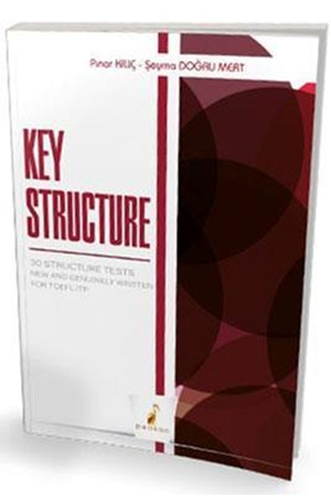 Resim Key Structure 30 Structure Tests New and Genuinely Written for TOEFL ITP
