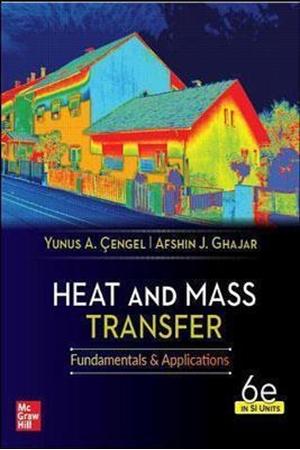 Resim Heat And Mass Transfer 6e