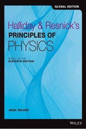 Resim Halliday and Resnick's Principles of Physics 11e
