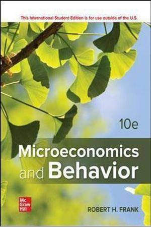 Resim Microeconomics and Behavior 10e