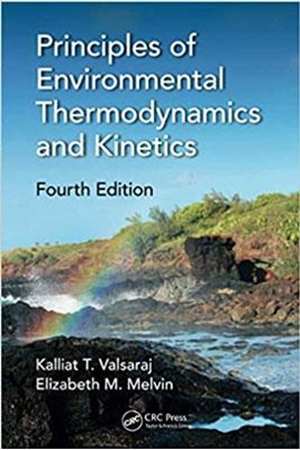 Resim Principles of Environmental Thermodynamics and Kinetics 4e