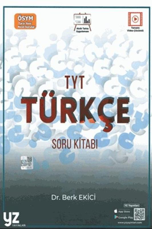 resm TYT Türkçe Soru Kitabı
