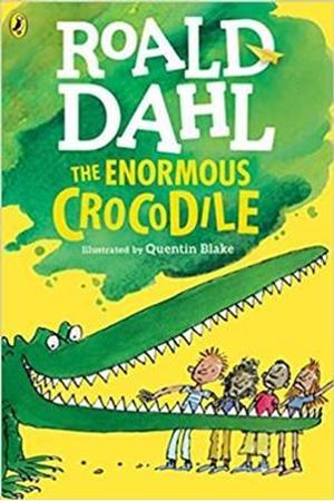 Resim The Enormous Crocodile