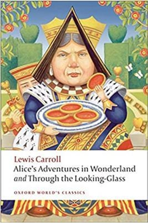 Resim Alice's Adventures in Wonderland and Through the Looking-Glass