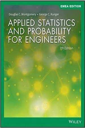 Resim Applied Statistics and Probability for Engineers 7e