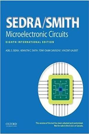 Resim Microelectronic Circuits 8e