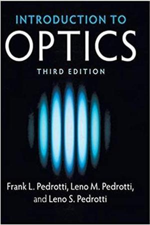 Resim Introduction to Optics 3e
