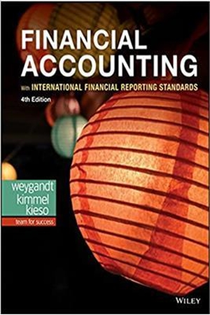 Resim Financial Accounting with International Financial Reporting Standards 4e