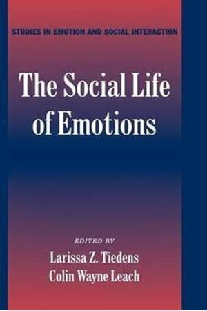 Resim The Social Life of Emotions