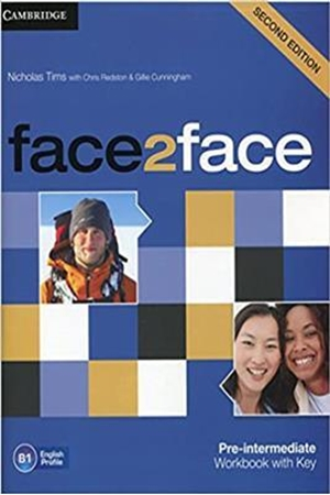 Resim Face2Face Pre-intermediate Workbook with Key 2e