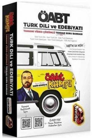 Resim 2021 ÖABT Kampı Türk Dili ve Edebiyatı Tekrar Soru Bankası Çözümlü