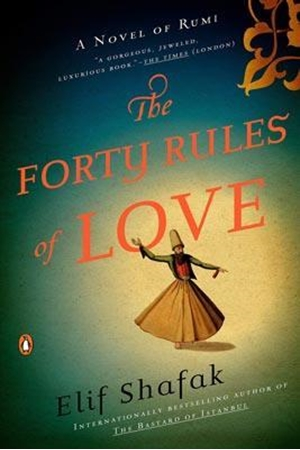 Resim The Forty Rules of Love