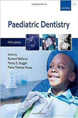 Resim Paediatric Dentistry 5e