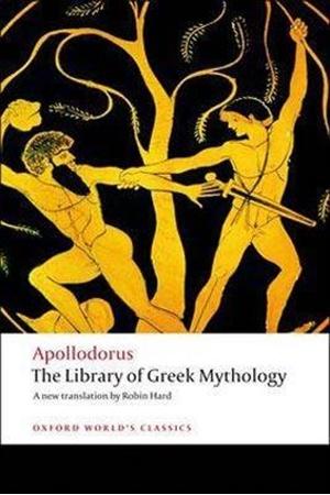 Resim The Library of Greek Mythology