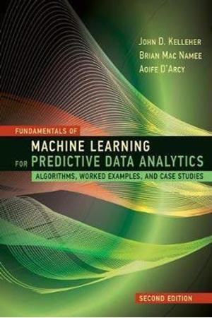 Resim Fundamentals of Machine Learning for Predictive Data Analytics 2e