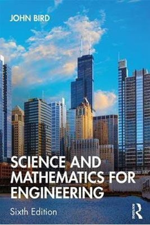 Resim Science and Mathematics for Engineering 6e