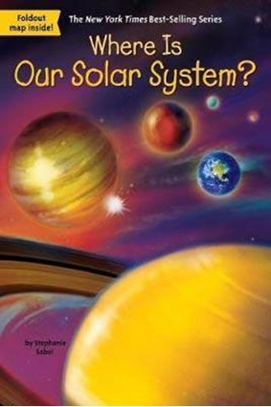 Resim Where Is Our Solar System?