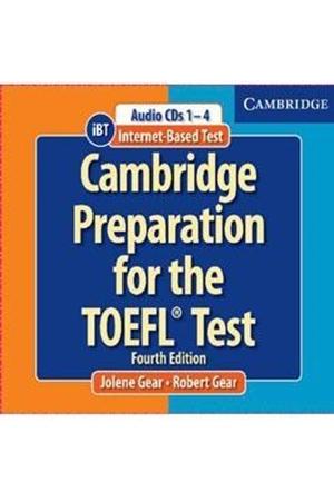 Resim Cambridge Preparation for the TOEFL Test