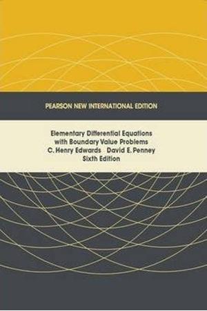 Resim Elementary Differential Equations 6e
