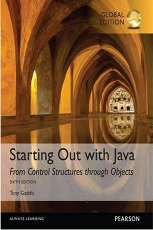 Resim Starting Out with Java 6e