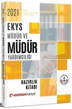 Resim 2021 MEB EKYS Müdür ve Yardımcılığı Konu Anlatımlı Hazırlık Kitabı