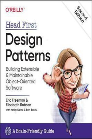 Resim Head First Design Patterns 2e