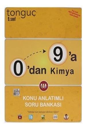 Resim 0'dan 9'a Kimya Konu Anlatımlı Soru Bankası