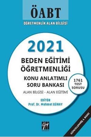 Resim 2021 ÖABT Beden Eğitimi Öğretmenliği Konu Anlatımlı Soru Bankası