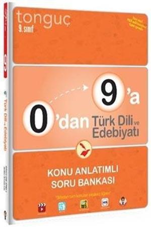 Resim 0'dan 9'a Türk Dili ve Edebiyatı Konu Anlatımlı Soru Bankası