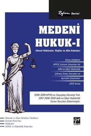 Resim Medeni Hukuk - I