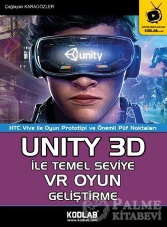 Resim Unity 3D İle Temel Seviye VR Oyun Geliştirme