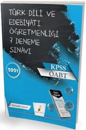Resim 2021 ÖABT Türk Dili Edebiyatı Öğretmenliği Dijital Çözümlü 7 Deneme Sınavı