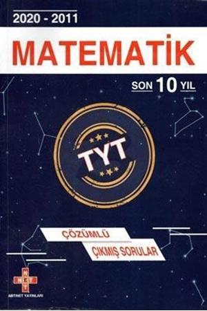 Resim TYT Matematik Son 10 Yıl Çözümlü Çıkmış Sorular 2011-2020