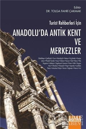 Resim Turist Rehberleri için Anadolu'da Antik Kent ve Merkezler