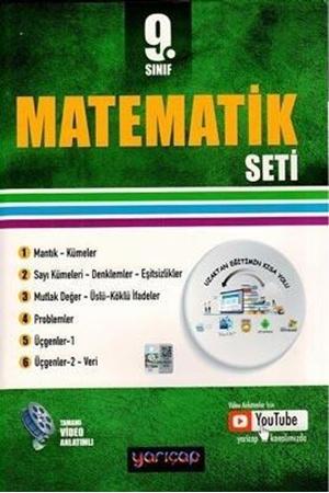 Resim 9. Sınıf Matematik Seti
