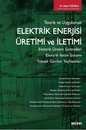 Resim Teorik ve Uygulamalı Elektrik Enerjisi Üretimi ve İletimi