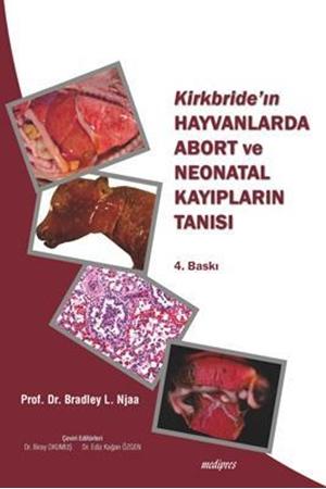 Resim Kirkbride'ın Hayvanlarda Abort ve Neonatal Kayıpların Tanısı