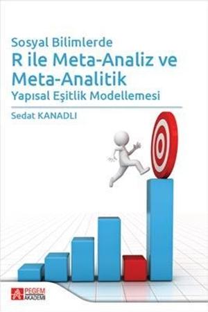 Resim Sosyal Bilimlerde R ile Meta-Analiz ve Meta-Analitik