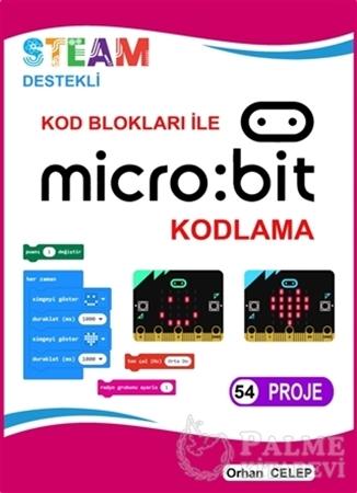 Resim Kod Blokları ile Microbit Kodlama